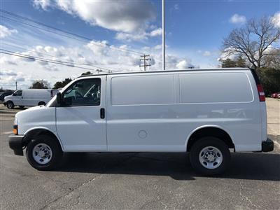 2021 Chevrolet Express 2500 4x2, Empty Cargo Van #C3692 - photo 6