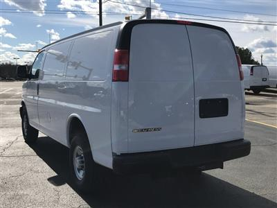 2021 Chevrolet Express 2500 4x2, Empty Cargo Van #C3692 - photo 7