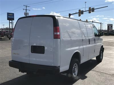 2021 Chevrolet Express 2500 4x2, Empty Cargo Van #C3692 - photo 9