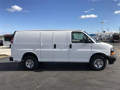 2021 Chevrolet Express 2500 4x2, Empty Cargo Van #C3692 - photo 10