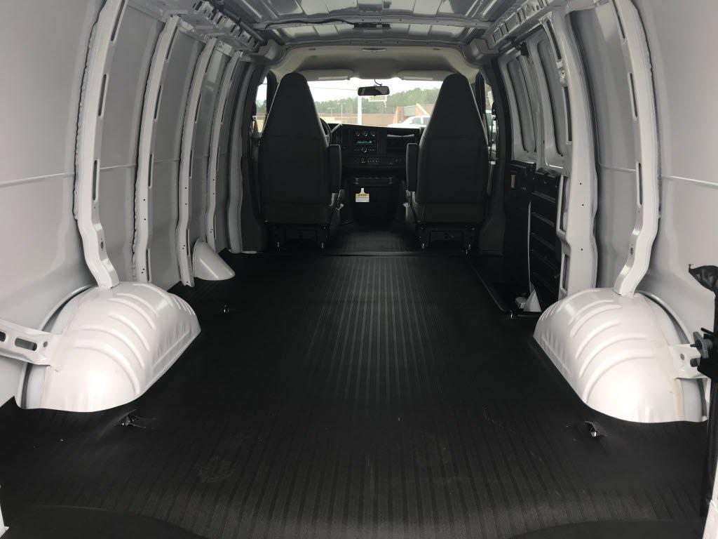 2021 Chevrolet Express 2500 4x2, Empty Cargo Van #C3693 - photo 2