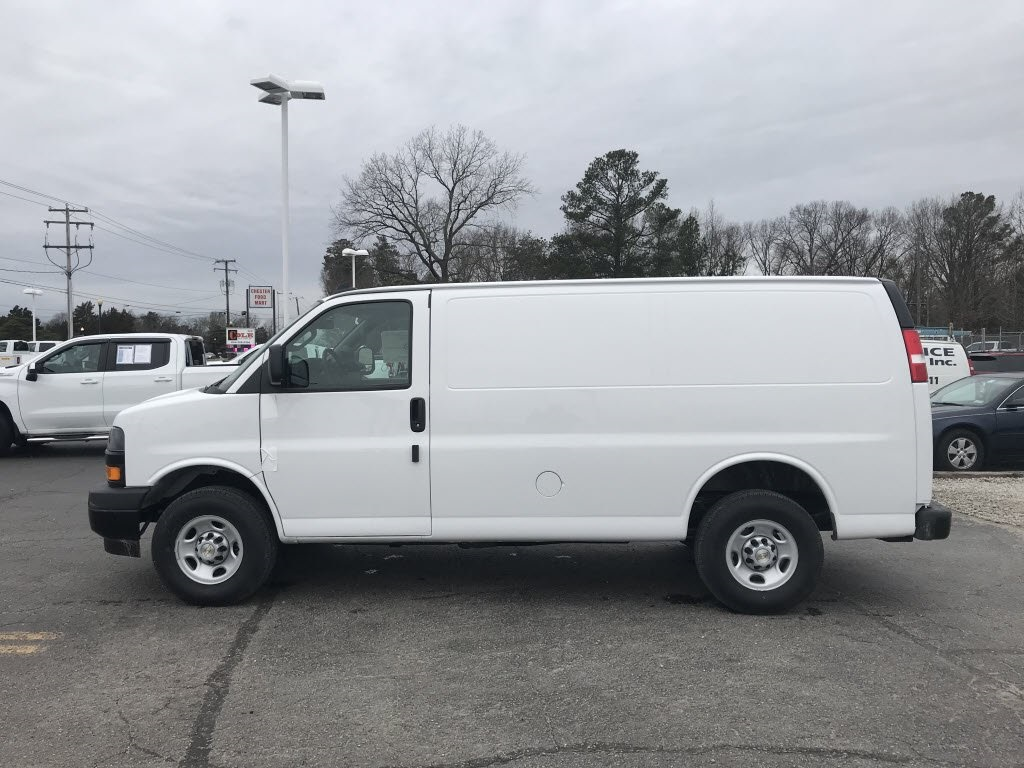 2021 Chevrolet Express 2500 4x2, Empty Cargo Van #C3693 - photo 6
