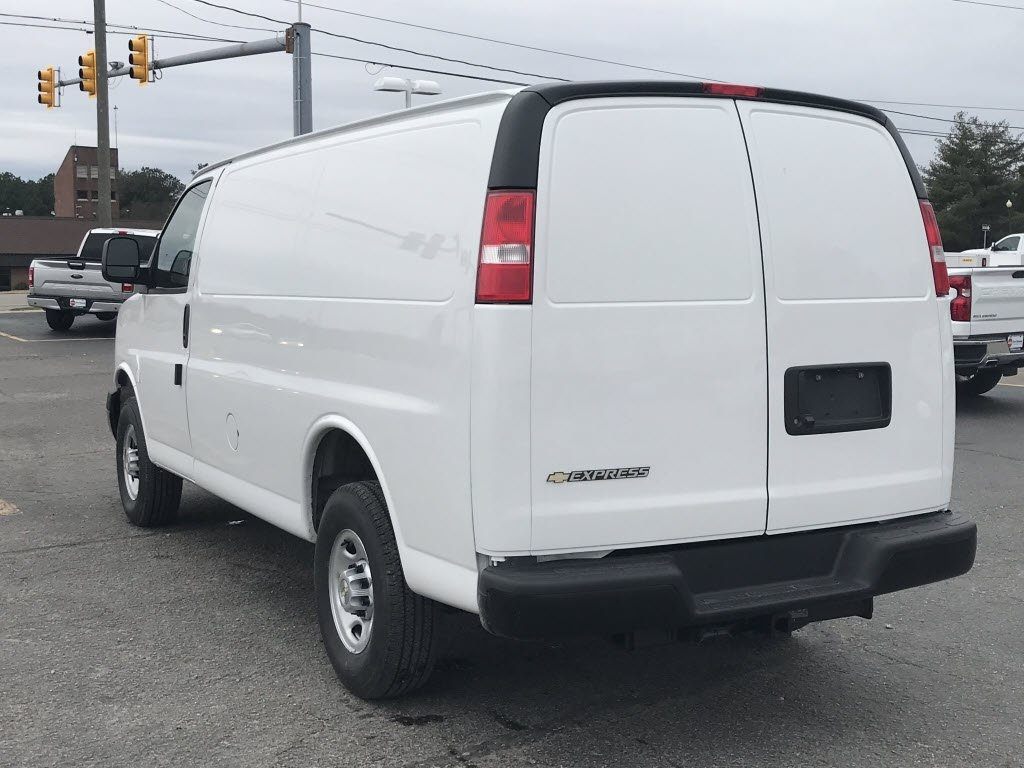 2021 Chevrolet Express 2500 4x2, Empty Cargo Van #C3693 - photo 7