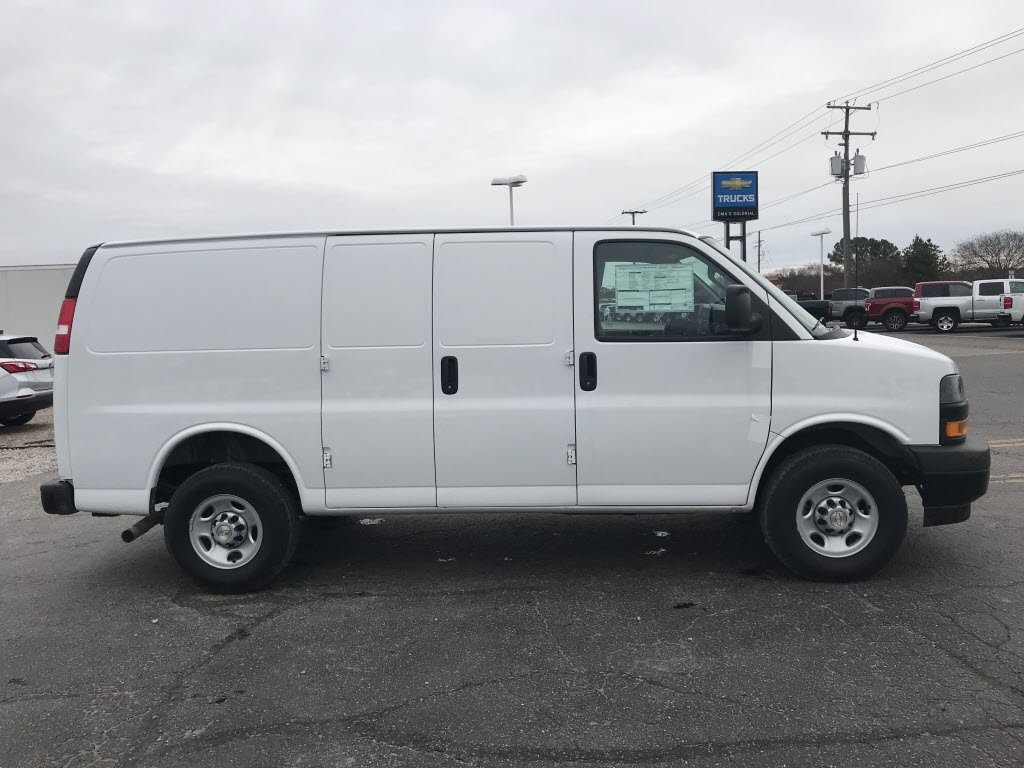 2021 Chevrolet Express 2500 4x2, Empty Cargo Van #C3693 - photo 10