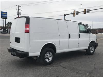 2021 Chevrolet Express 2500 4x2, Empty Cargo Van #C3693 - photo 9