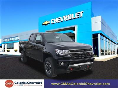 2021 Chevrolet Colorado Crew Cab 4x4, Pickup #C3696 - photo 1