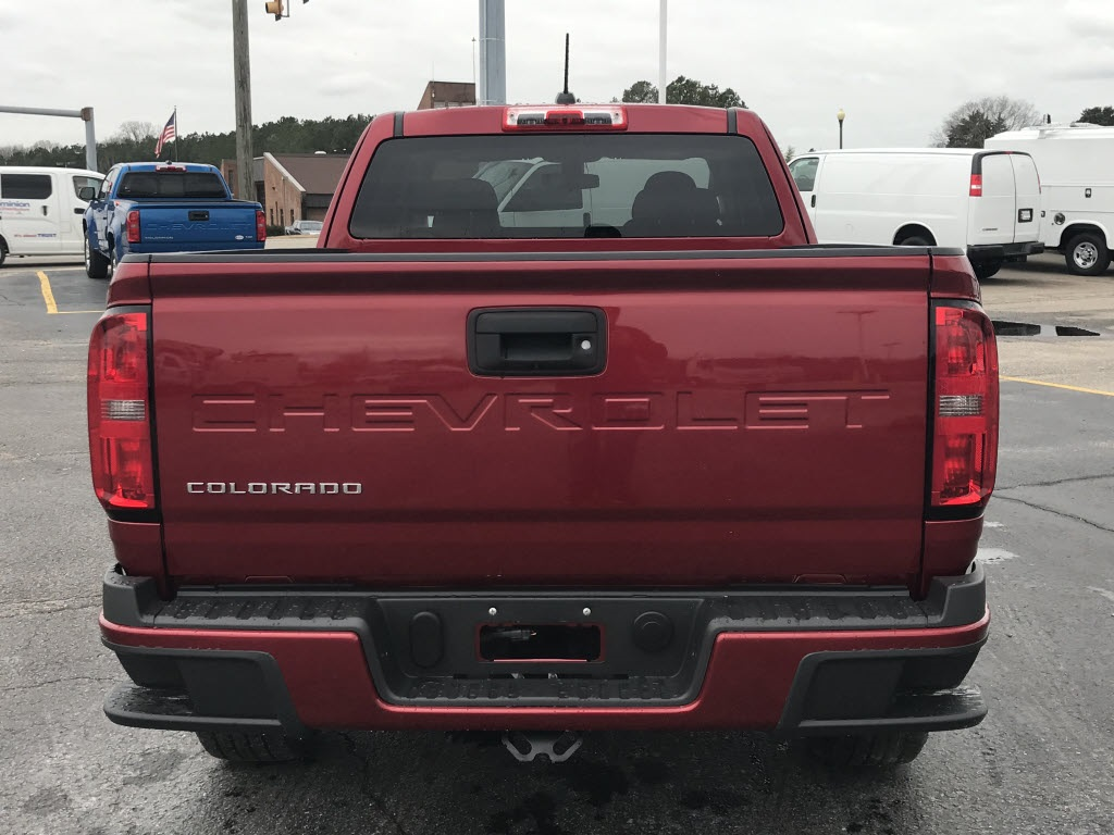 2021 Chevrolet Colorado Extended Cab 4x2, Pickup #C3704 - photo 8