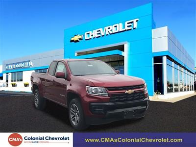 2021 Chevrolet Colorado Extended Cab 4x2, Pickup #C3704 - photo 1