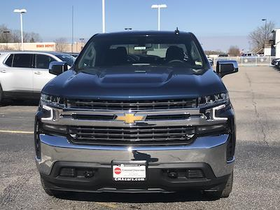 2021 Chevrolet Silverado 1500 Double Cab 4x4, Pickup #C3769 - photo 3