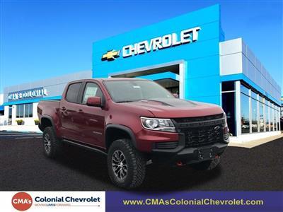 2021 Chevrolet Colorado Crew Cab 4x4, Pickup #C3774 - photo 1