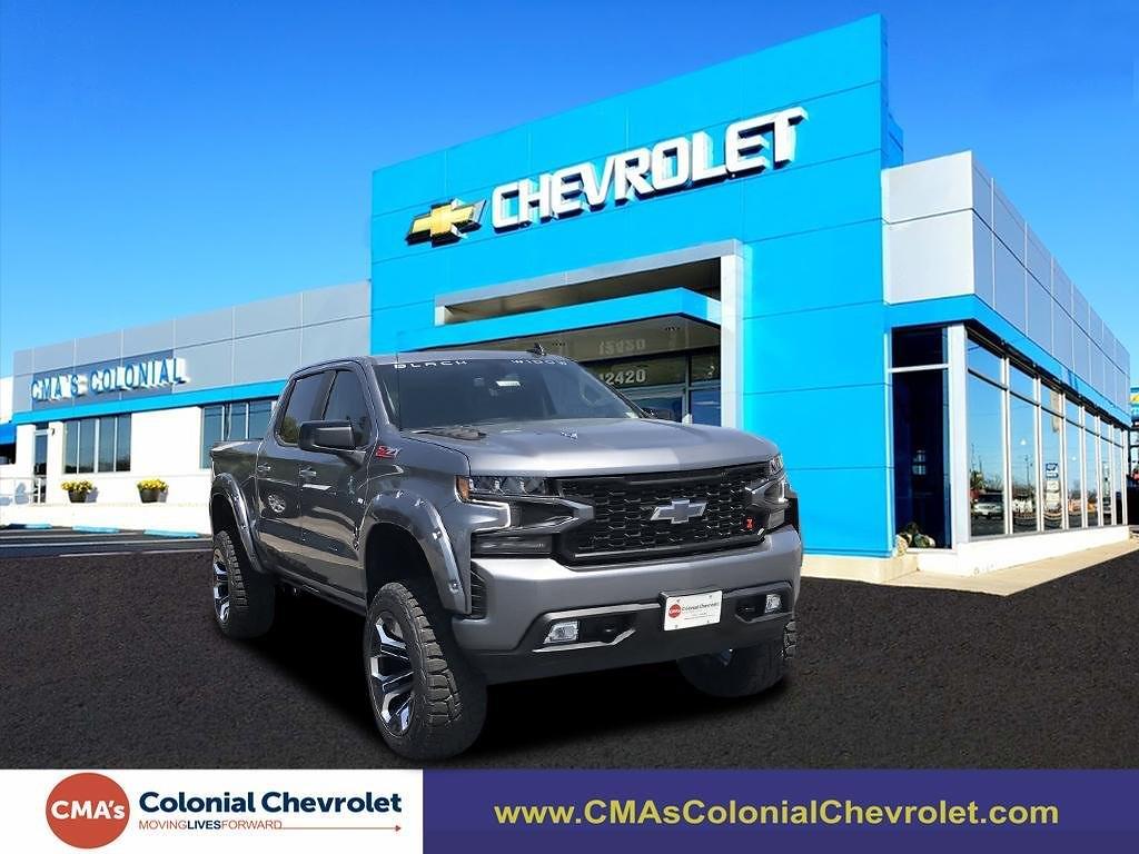 2021 Chevrolet Silverado 1500 Crew Cab 4x4, Pickup #C3799 - photo 1