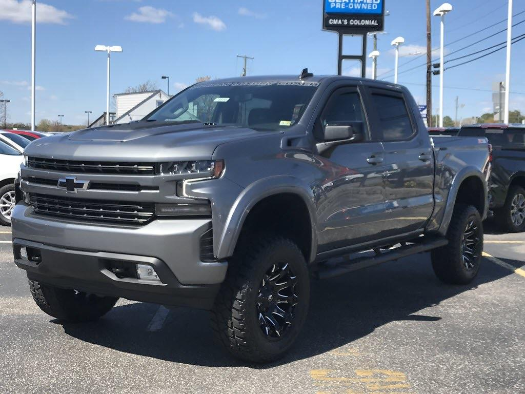 2021 Chevrolet Silverado 1500 Crew Cab 4x4, Pickup #C3856 - photo 5