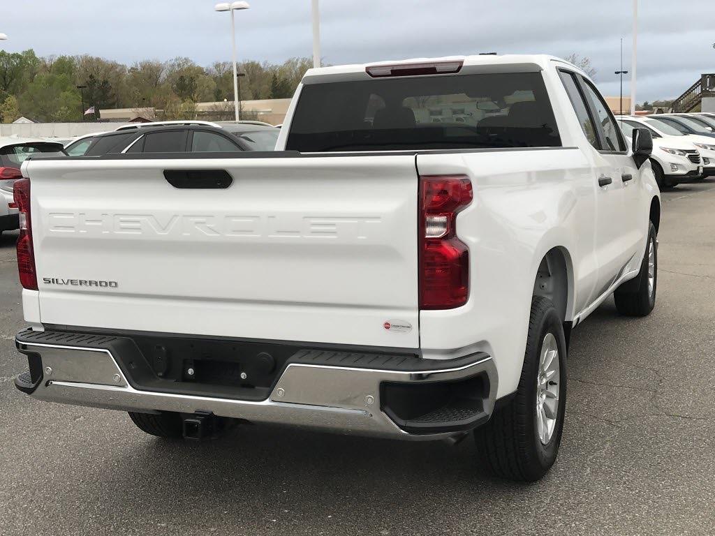2021 Chevrolet Silverado 1500 Double Cab 4x2, Pickup #C3866 - photo 2