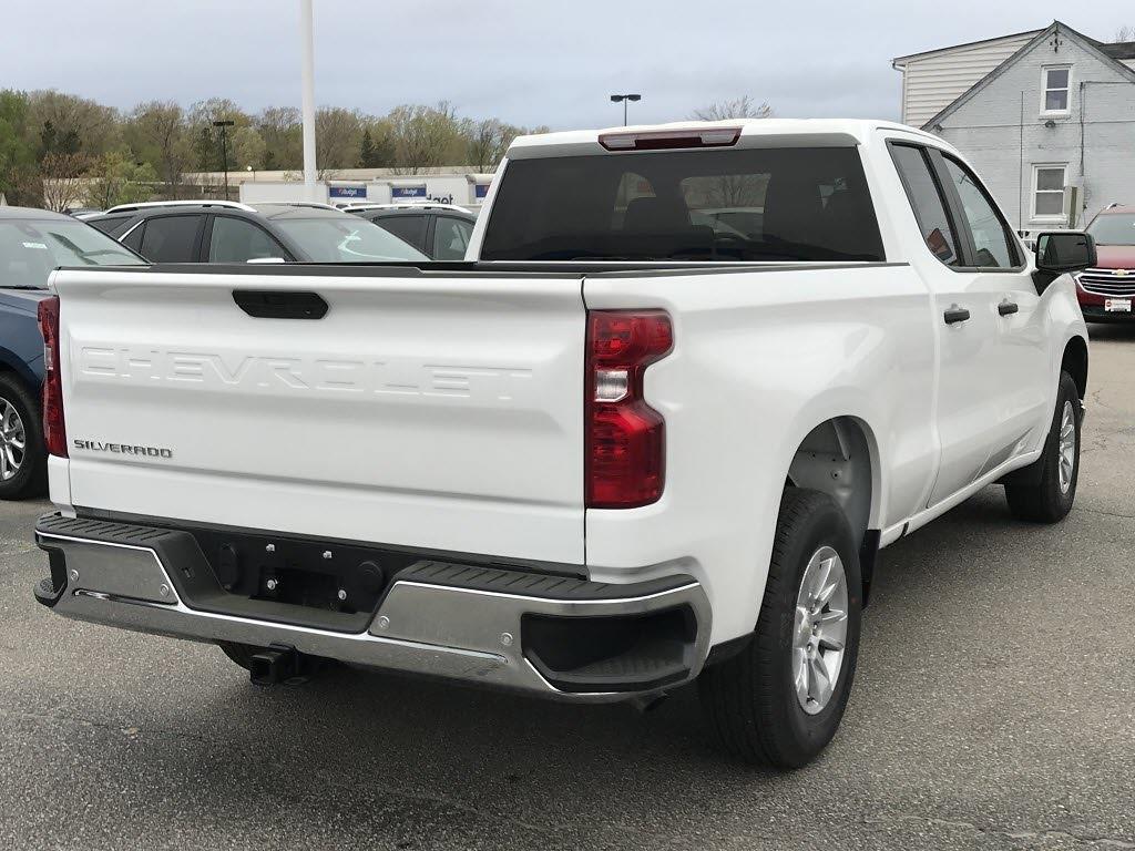 2021 Chevrolet Silverado 1500 Double Cab 4x2, Pickup #C3867 - photo 2