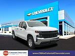 2021 Chevrolet Silverado 1500 Double Cab 4x2, Pickup #C3867 - photo 1