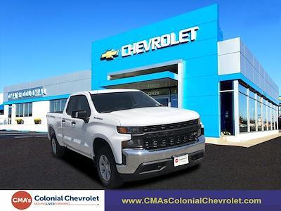 2021 Chevrolet Silverado 1500 Double Cab 4x2, Pickup #C3868 - photo 1