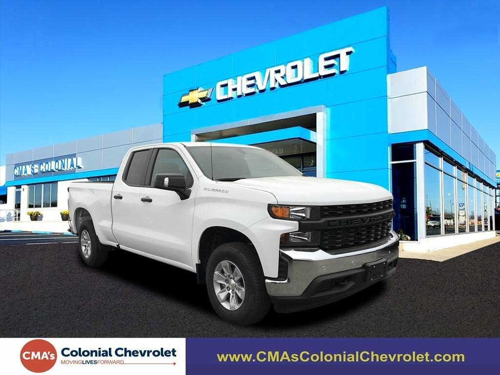 2021 Chevrolet Silverado 1500 Double Cab 4x2, Pickup #C3869 - photo 1