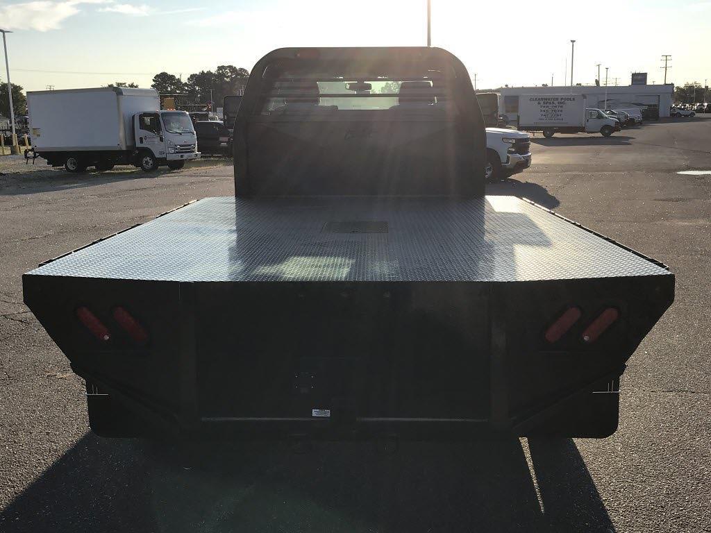 2021 Chevrolet Silverado 5500 Regular Cab DRW 4x4, Cab Chassis #C3888 - photo 13