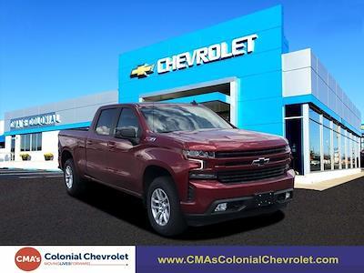 2021 Chevrolet Silverado 1500 Crew Cab 4x4, Pickup #C3911 - photo 1