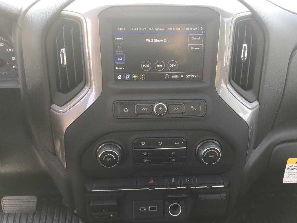 2021 Chevrolet Silverado 2500 Regular Cab 4x4, Reading SL Service Body #C3926 - photo 24