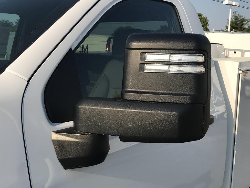 2021 Chevrolet Silverado 2500 Regular Cab 4x4, Reading SL Service Body #C3926 - photo 8