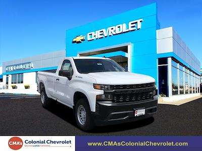 2021 Chevrolet Silverado 1500 Regular Cab 4x2, Pickup #C3940 - photo 1