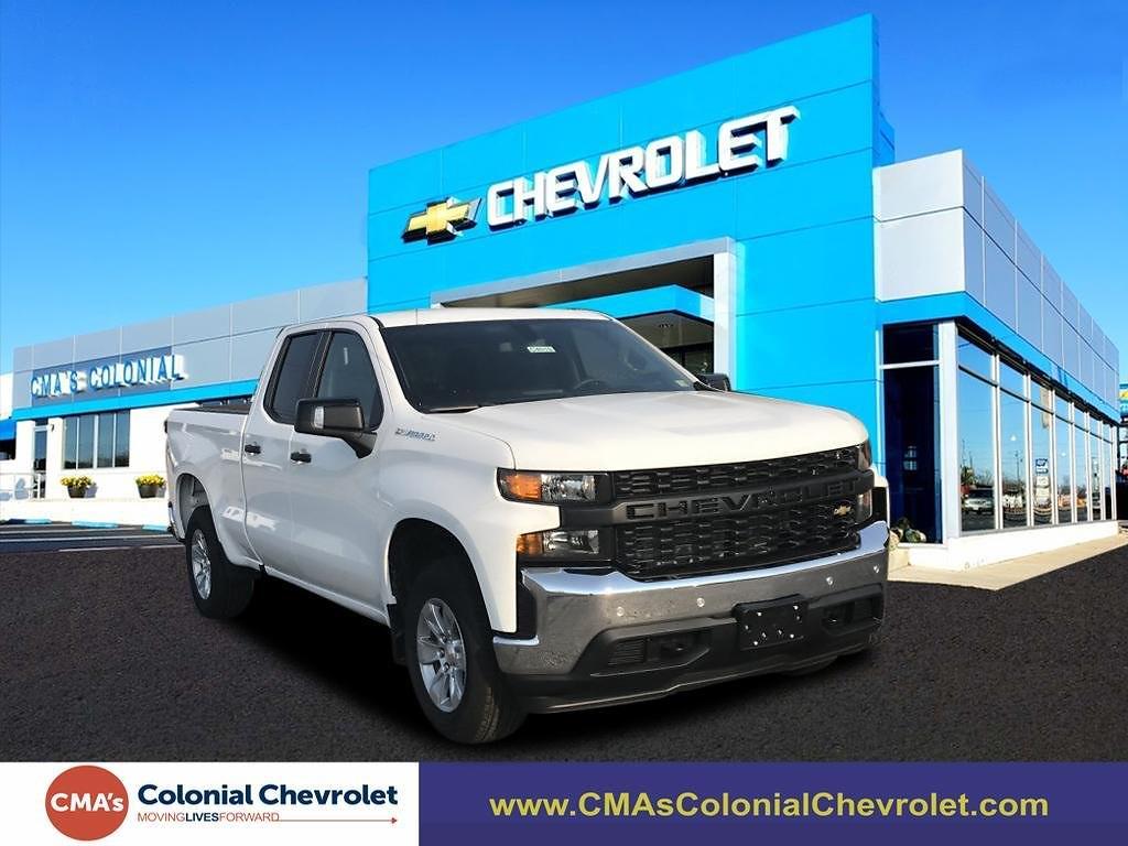 2021 Silverado 1500 Double Cab 4x2,  Pickup #C4019 - photo 1
