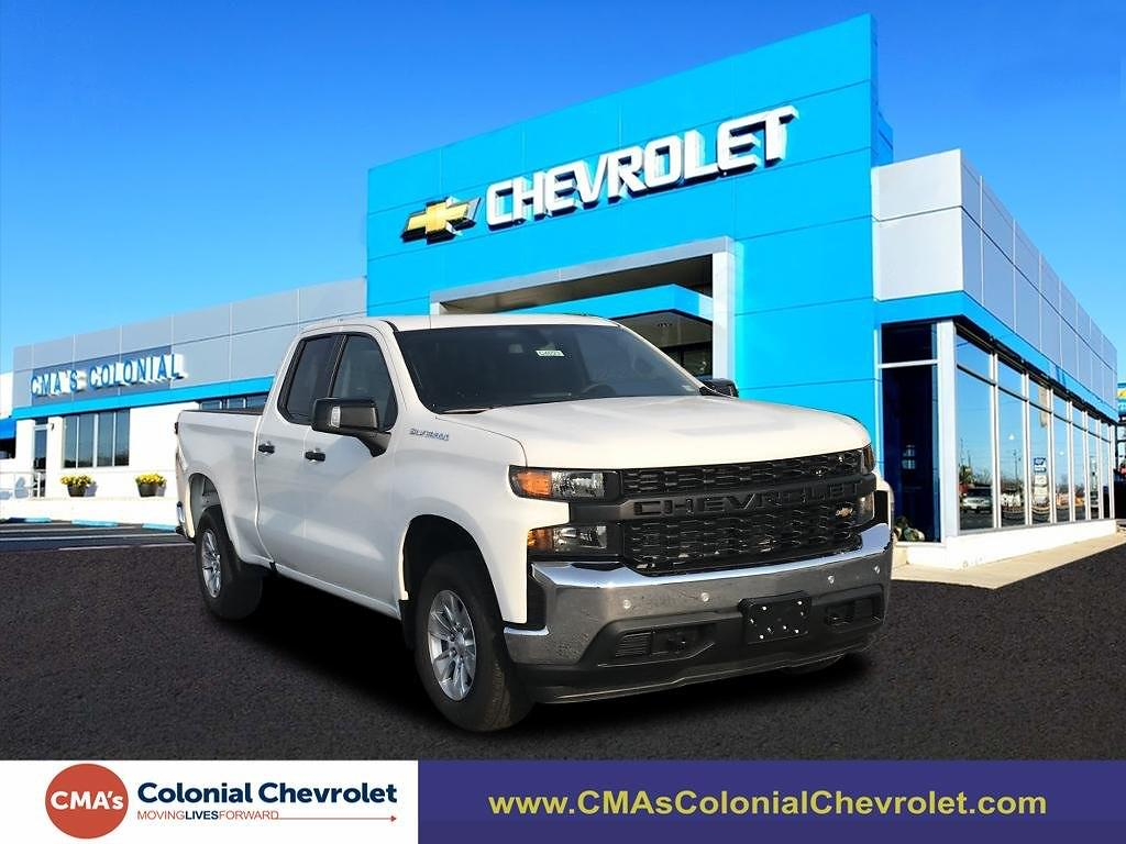 2021 Silverado 1500 Double Cab 4x2,  Pickup #C4023 - photo 1