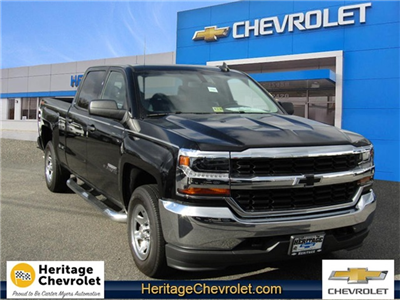 2017 Silverado 1500 Crew Cab 4x4, Pickup #C590 - photo 1