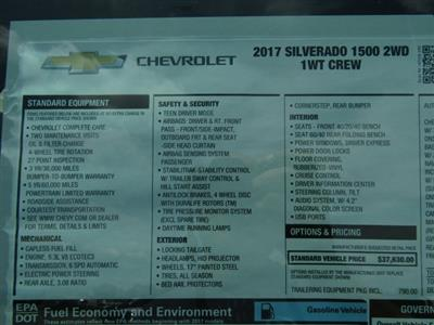 2017 Silverado 1500 Crew Cab 4x2,  Pickup #C750 - photo 7