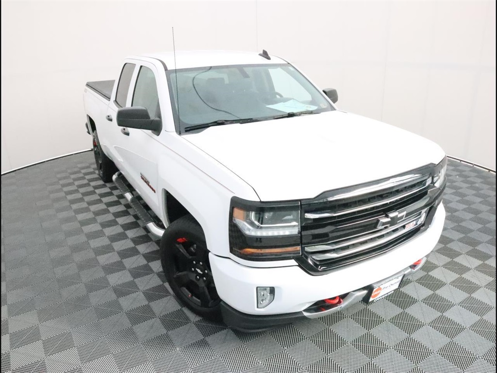 2018 Silverado 1500 Double Cab 4x4,  Pickup #C840 - photo 5