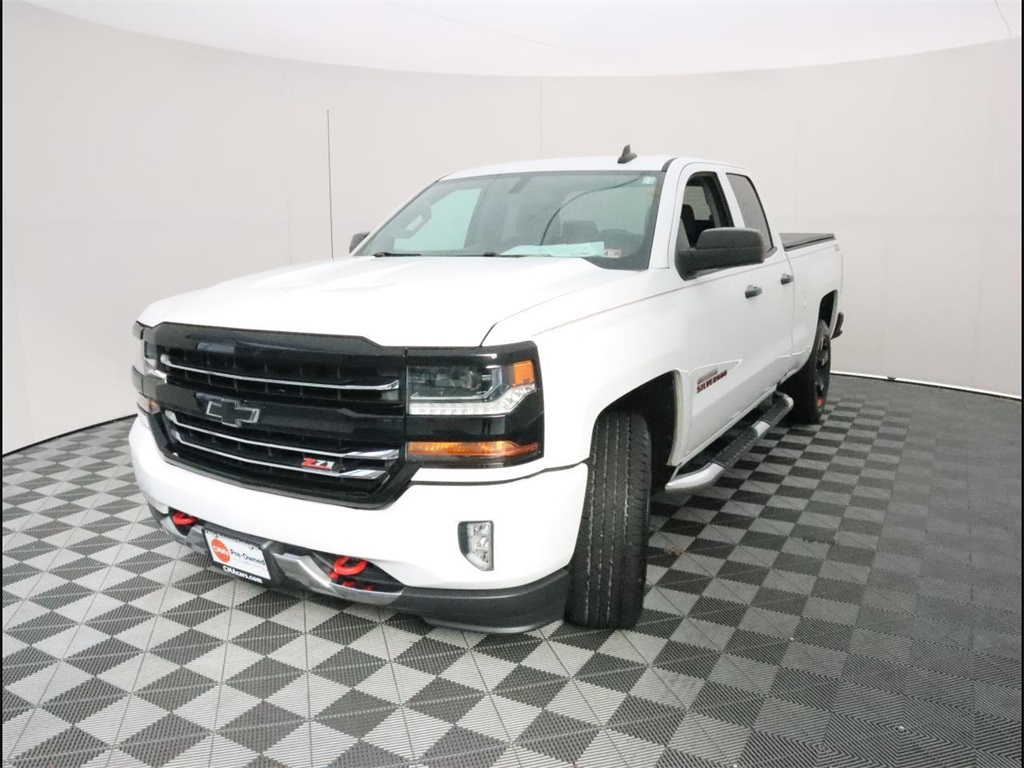 2018 Silverado 1500 Double Cab 4x4,  Pickup #C840 - photo 7
