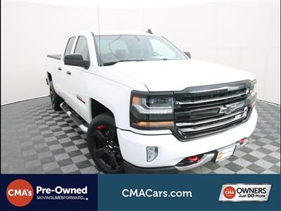 2018 Silverado 1500 Double Cab 4x4,  Pickup #C840 - photo 1