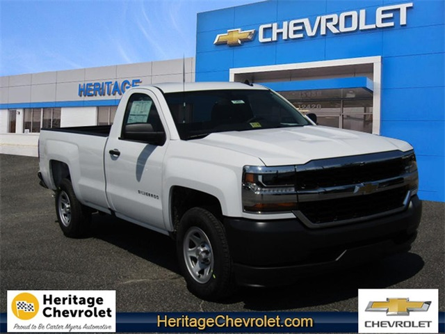 2018 Silverado 1500 Regular Cab 4x2,  Pickup #C851 - photo 1