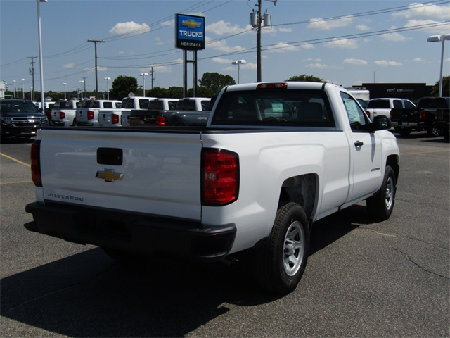 2018 Silverado 1500 Regular Cab 4x2,  Pickup #C851 - photo 2