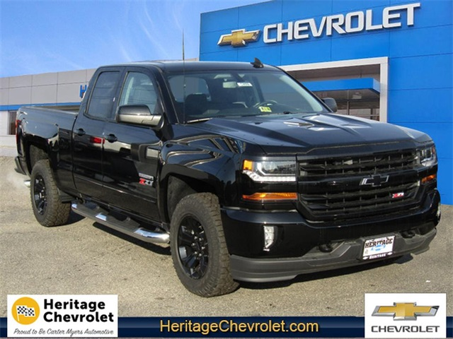 2018 Silverado 1500 Double Cab 4x4, Pickup #C859 - photo 1