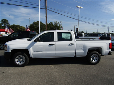 2018 Silverado 1500 Crew Cab 4x2,  Pickup #C943 - photo 4