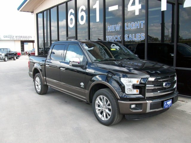 2016 F-150 SuperCrew Cab,  Pickup #160185 - photo 1