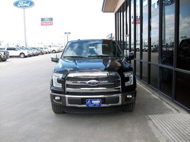2016 F-150 SuperCrew Cab,  Pickup #160185 - photo 4