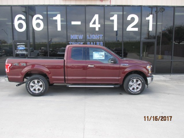 2017 F-150 Super Cab 4x4, Pickup #170077 - photo 3
