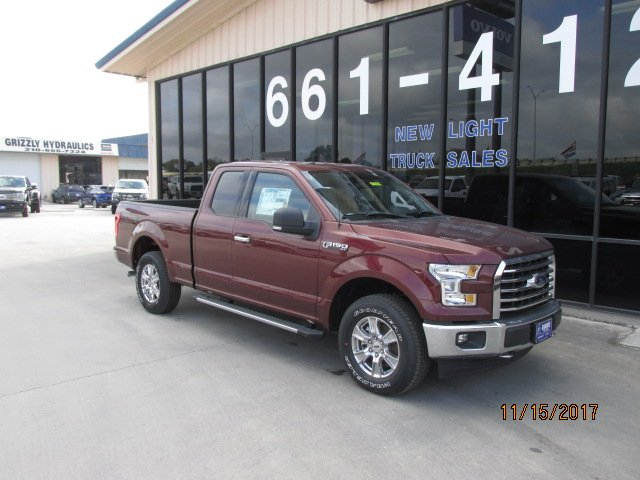 2017 F-150 Super Cab 4x4, Pickup #170077 - photo 1