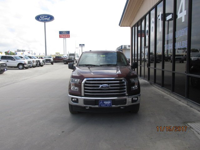 2017 F-150 Super Cab 4x4, Pickup #170077 - photo 4