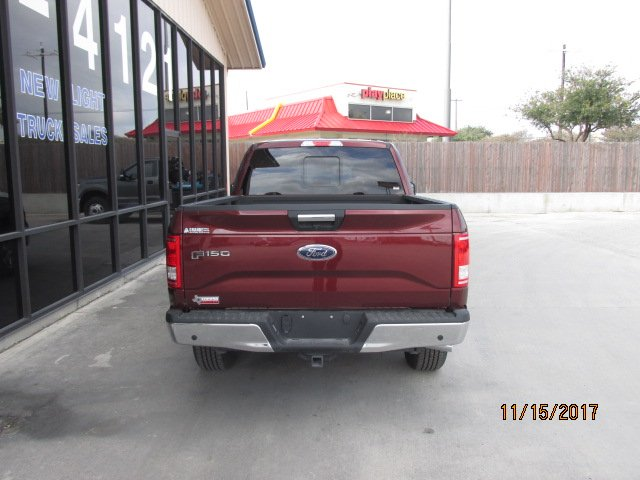 2017 F-150 Super Cab 4x4, Pickup #170077 - photo 2