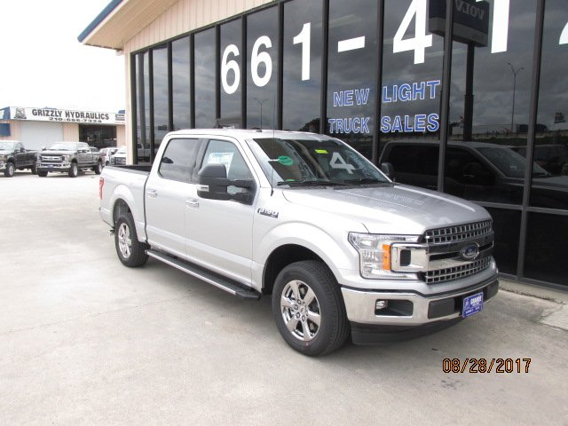 2018 F-150 SuperCrew Cab,  Pickup #180002 - photo 1