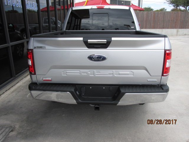 2018 F-150 SuperCrew Cab,  Pickup #180002 - photo 2