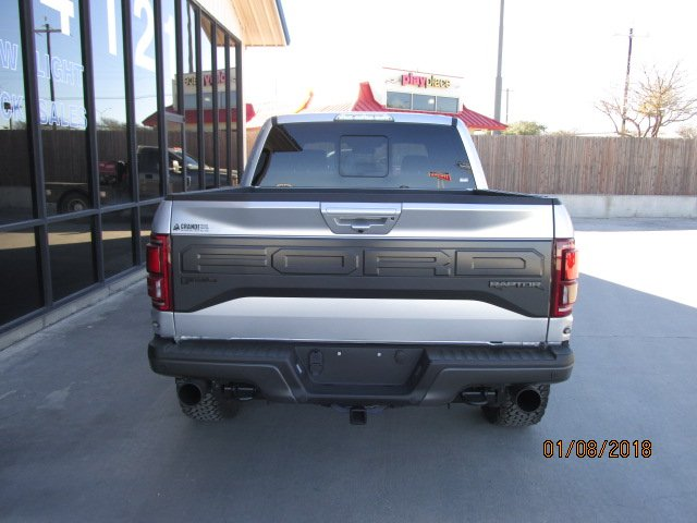2018 F-150 SuperCrew Cab 4x4,  Pickup #180024 - photo 2
