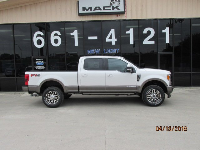2018 F-250 Crew Cab 4x4,  Pickup #180048 - photo 3