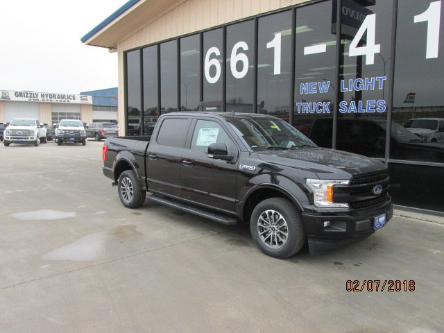2018 F-150 SuperCrew Cab 4x2,  Pickup #180056 - photo 1