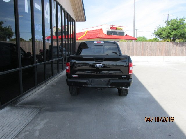 2018 F-150 SuperCrew Cab 4x4,  Pickup #180095 - photo 4