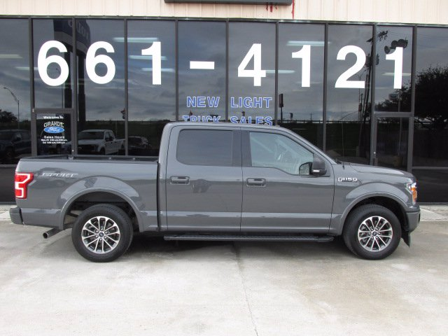 2018 F-150 SuperCrew Cab 4x2,  Pickup #180112 - photo 1
